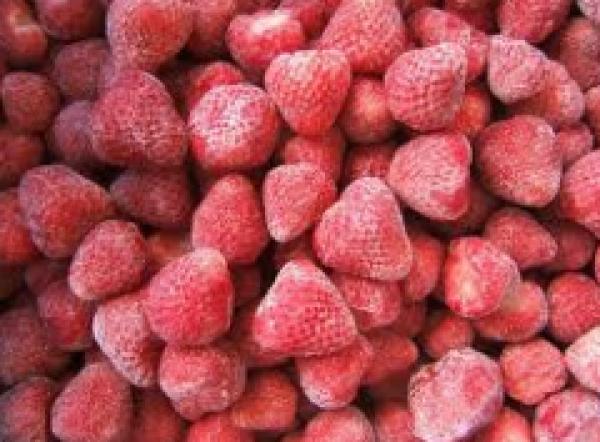 alimentos alternativos fresa